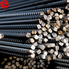 Hot rolling b500c Gr60 Reinforcing Steel Rebar Types of Deformed Bars