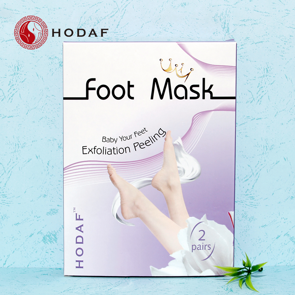 New <strong>Natural</strong> and Herble Collagen Peeling Foot Peeling Mask