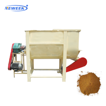 Neweek horizontal cattle animal feed fodder agitator