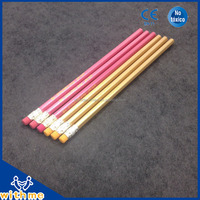 HB hexagonal Pencil With Eraser