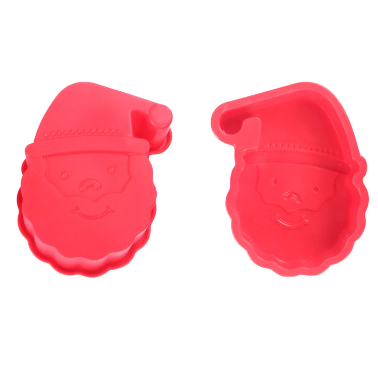 Eco-Friendly Mini Multiple Colour Cake Decorating Molds Silicone
