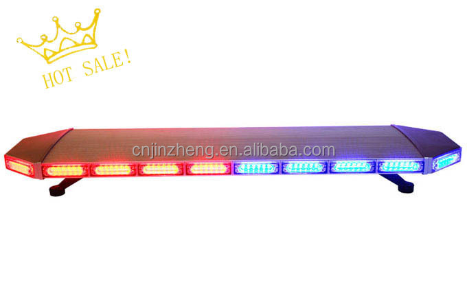 47 Inch Police Fire Rescue Warning Car Truck LED Traffic Light