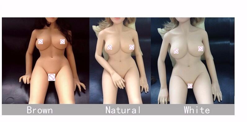 166 cm Réaliste Silicone Gros Seins Adulte Sex Toy avec Livraison Gratuite Gros Seins Fille Poupée de Sexe pour les Hommes