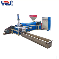 granulator machine for recycle plastic products