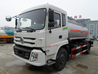 Dongfeng 4x2 chemical tank truck for transporting HCl 008615826750255(Whatsapp)