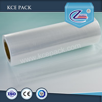 PET/CPP composite film for pouch and roll