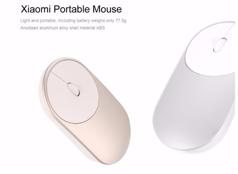 Original Xiaomi XMSB01MW Portable Wireless Mouse In Stock Mi Optical Bluetooth 4.0 RF 2.4GHz Dual Mode Connect Mi Mouse 2016 New