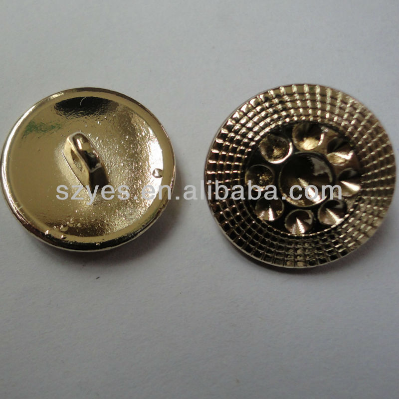 Custom logo sewing buttons