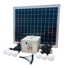 80w solar system for home appliances