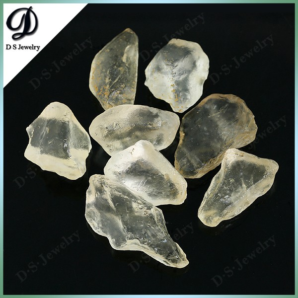 Factory Wholesale Super Clean natural White topaz Rough in 1-10gram