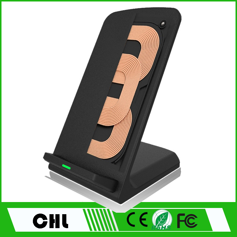 New Phone accessories Qi 3 coils Quick Wireless popular charger electric sets for Nokia Lumia LG Google & Android Cell Phones
