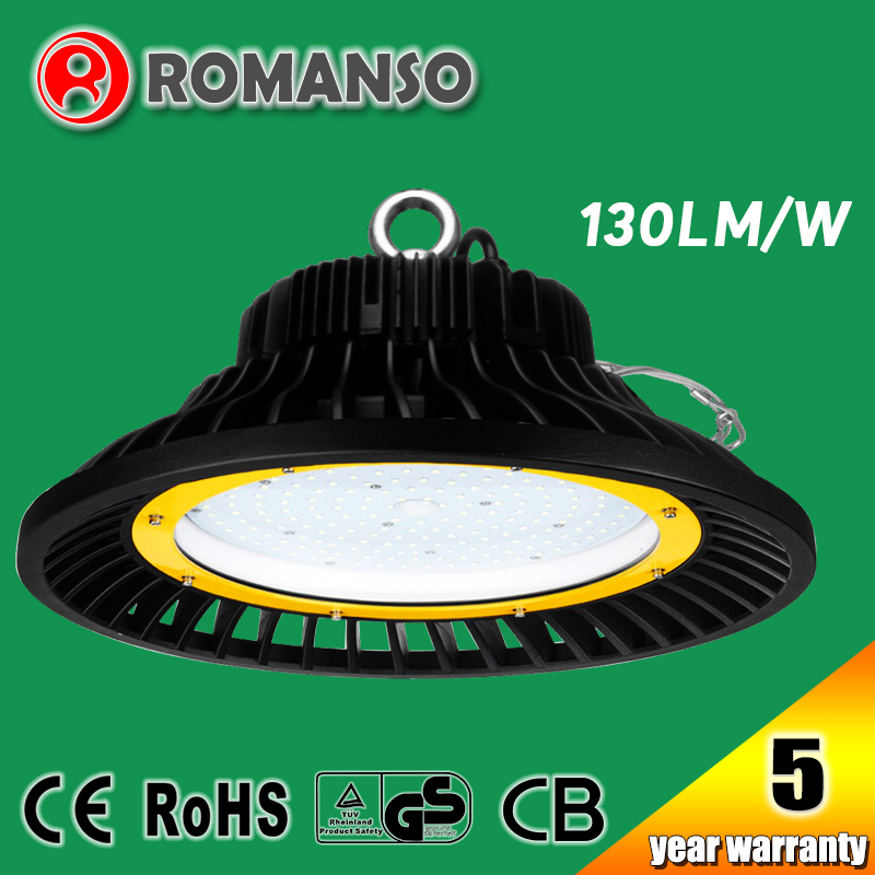 High Quality 120w gym hanging light led high bay for gym light/garege light