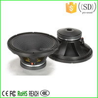 15 inch full range speaker pro audio china speaker manufacturer SD-L15P530