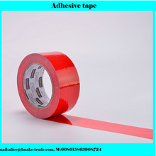 Super Clear Adhesive Office Stationery Packing Bopp Tape With Logo