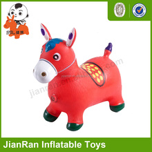 Good quality hot sale kids play jumping animal toys