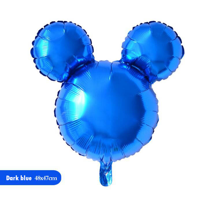 Foil balloons Mickey Head helium balloon for party decoration