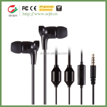 FC15 Mobile accessories anti radiation earbuds air tube anti radiation mono earphones