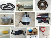 electric tricycle spare parts/ rickshaw conversion motro kits