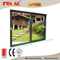 Best selling 2.6mm thick aluminum alloy thermal break sliding door