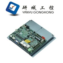 MINI Car pc motherboard With Intel NM70 Chipset support linux, win7 systerm 3.5 INCH