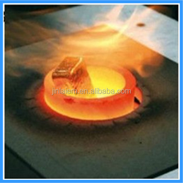 Steel Melting Plant , Smelting Furnace For Sale , Furnace For Melting Brass (JLZ-45)