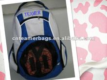 baseball school backpack basketball backpack with side pockets