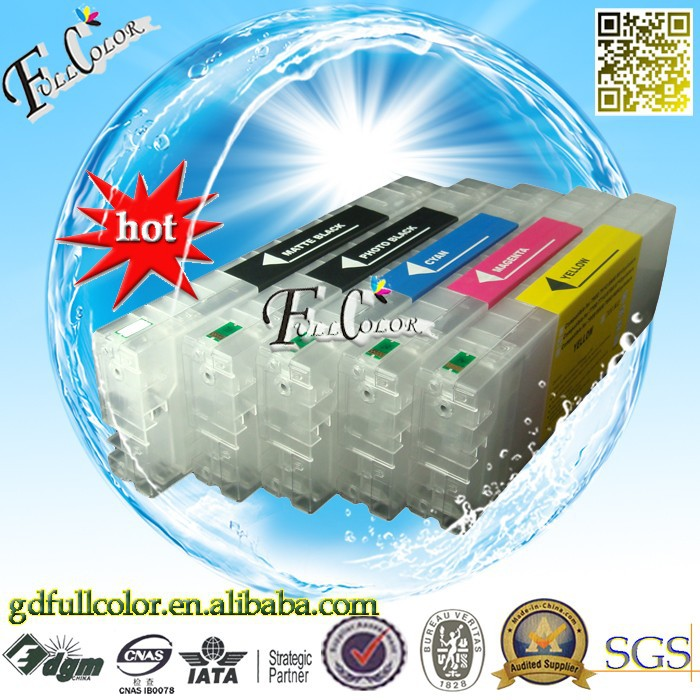 Stylus PRO 7710 9710 Waterproof inket Printer ink Cartridge with ARC chip