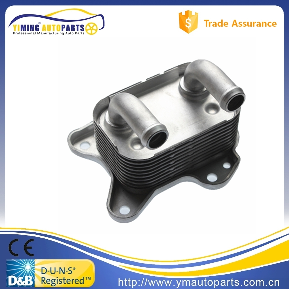 97223705 for Opel Vauxhall Astra Corsa 1.7 DI 16V 1.7 DTI 16V Y17DT Y17DTL Oil Cooler for Generator