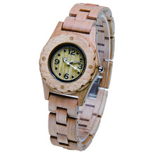Erotic Wrist Watches Men Women Bamboo Watches