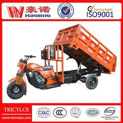 hydraulic lifting tricycles