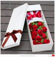 High quality flower gift box / small gift box packaging / Mother's Day gift
