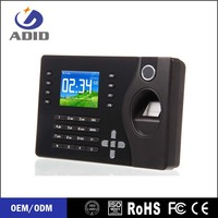 high speed fingerprint time attendance device with TCPIP C081