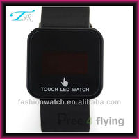 TSR 2013 led projection watch digital free logo print on face hot in Europe and America alibaba pay small order OEM ODM