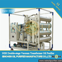 High Voltage Transformer Oil Effectively And Rapidly Purifieration System