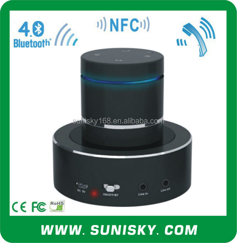 Newest!!!!! 26W NFC portable vibration bluetooth speaker (SS8061A)