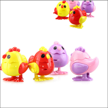 cartoon chicken plastic clockwork toys