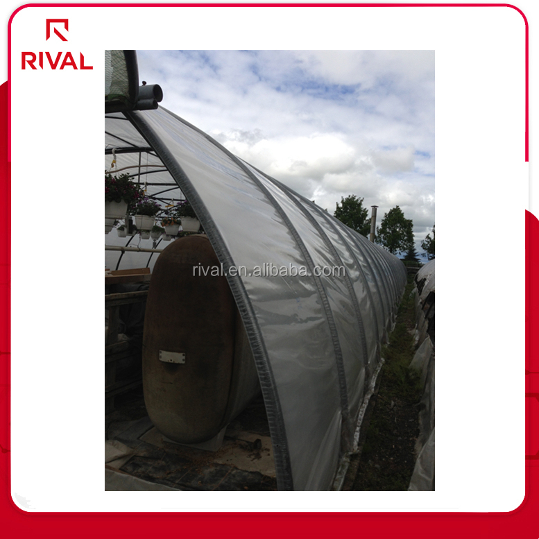 white agricultural bale silage wrap film/greenhouse film