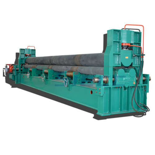 Hydraulic 3-rollers symmetrical <strong>rolling</strong> <strong>machine</strong> <strong>W11Y</strong>-30*2000 /ring <strong>rolling</strong> <strong>machine</strong>