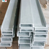 Grey Color Fiberglass Channel