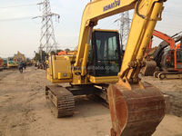 Used pc60-7 excavator used 60 excavator, China's largest excavator market price