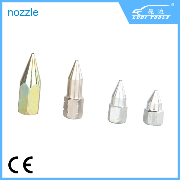 good quality grease gun nozzle types
