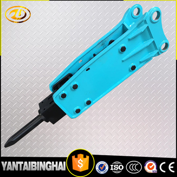 2017 Hot sale CE 68mm hydraulic breaker for excavator