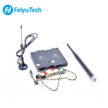 FeiyuTech newest 605 data radio with longer transmission distance of 10-15km for uav plane