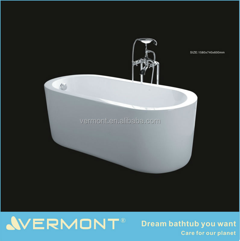 environment friendly freestanding tub