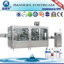 Jiangmen Angel Cgf 18-18-6 Water Production Line Small Plastic Bottle Packaging Machine