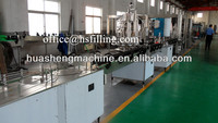 Aluminum cans production line for beverage drink