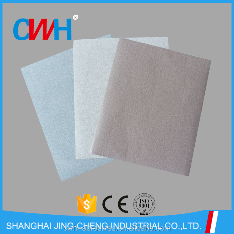sand paper for rubber buffing