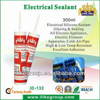 RTV Electrical silicone sealant High grade ID-132 High temperature