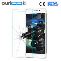 Anti blue light htransparent glass sticker for mobile