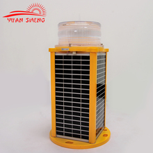 IP67,UV proof Red/Green/ White/Yellow/ blue steady burning solar obstruction,aircraft,obstacle,Navigation,Marine light